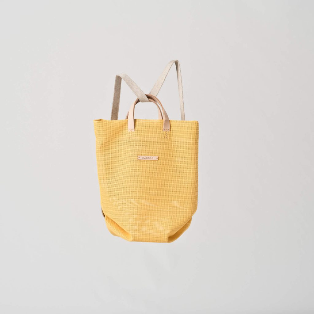 Hänska Baby Shopper Yellow