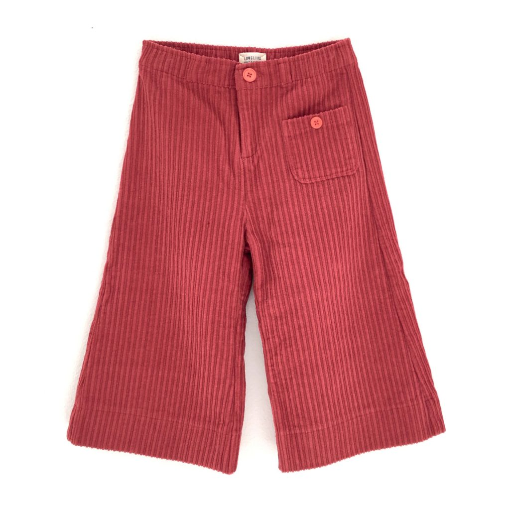 Longlivethequeen Kord Culotte rot
