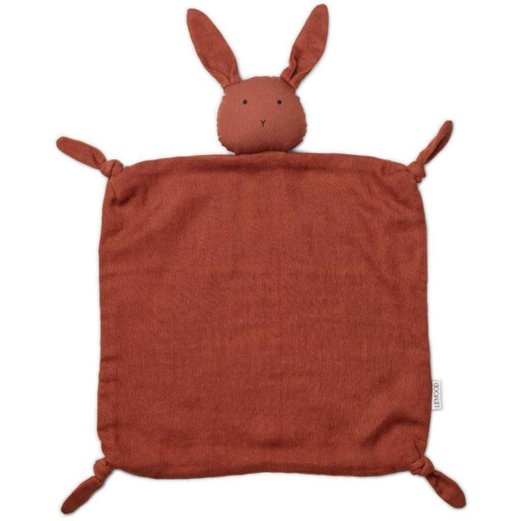 "Liewood Hase-Kuscheltuch ""Agnete"" rusty"
