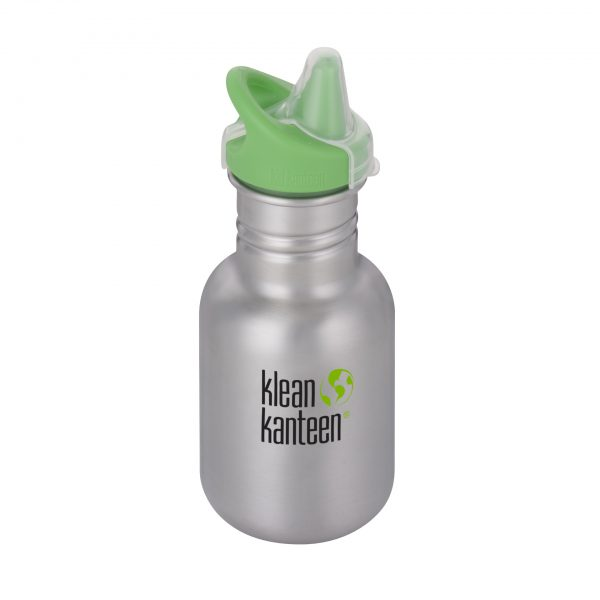 Kid Sippy 355ml Brushed Stainless