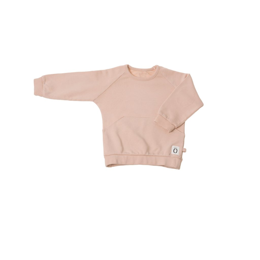little borne Sweater Rosa
