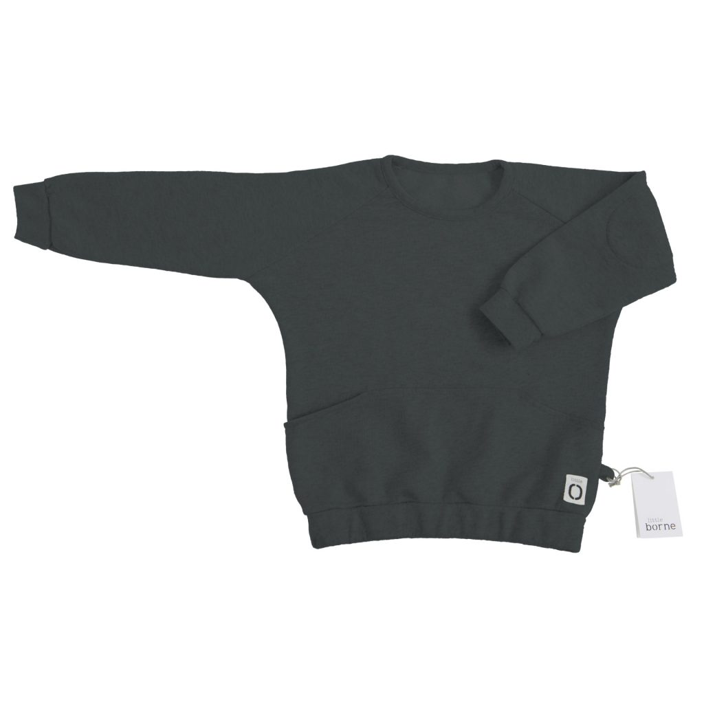 little borne Sweater Khaki
