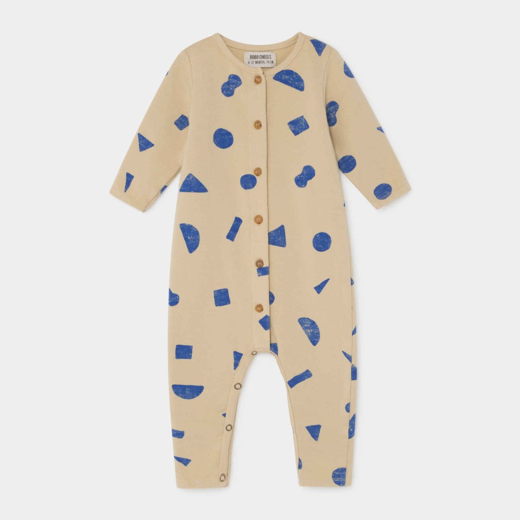 Bobo Choses  Jumpsuit All Over Stuff
