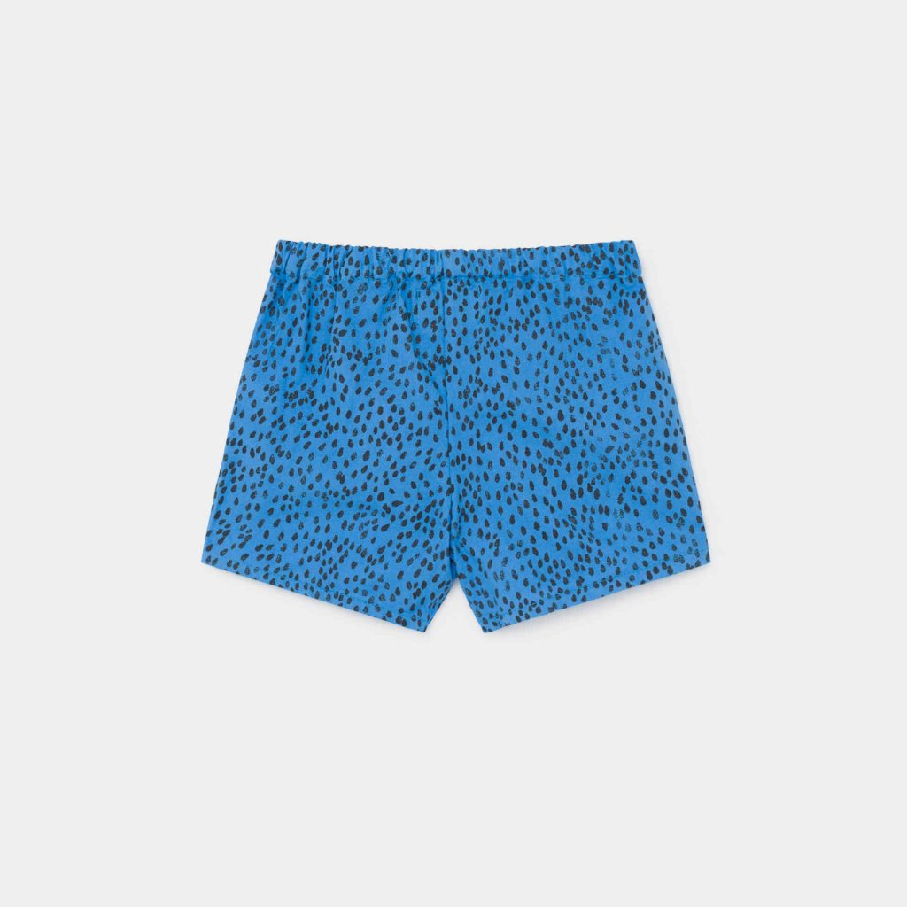 Bobo Choses All Over Leopard Shorts