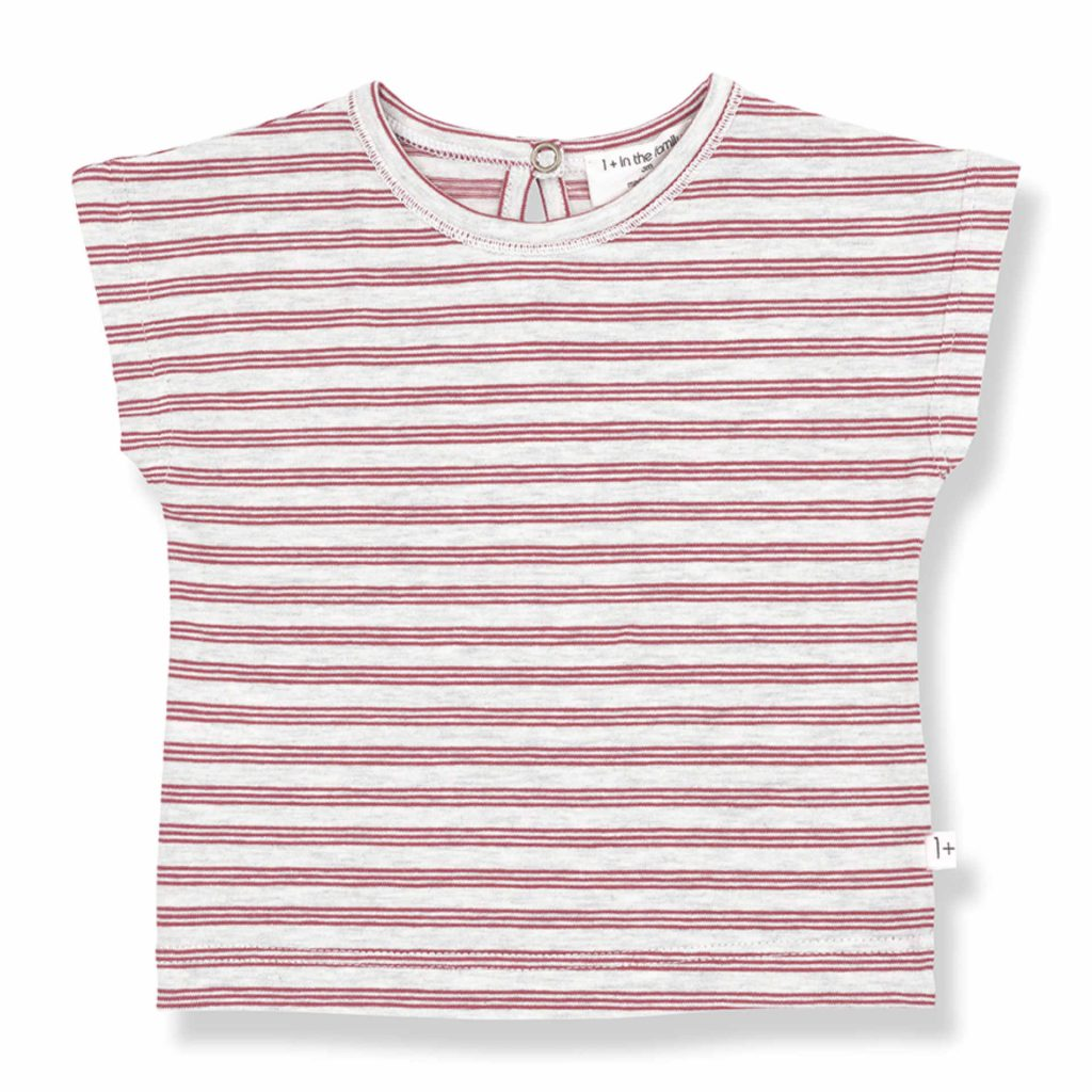 1 + in the family T-Shirt Menton